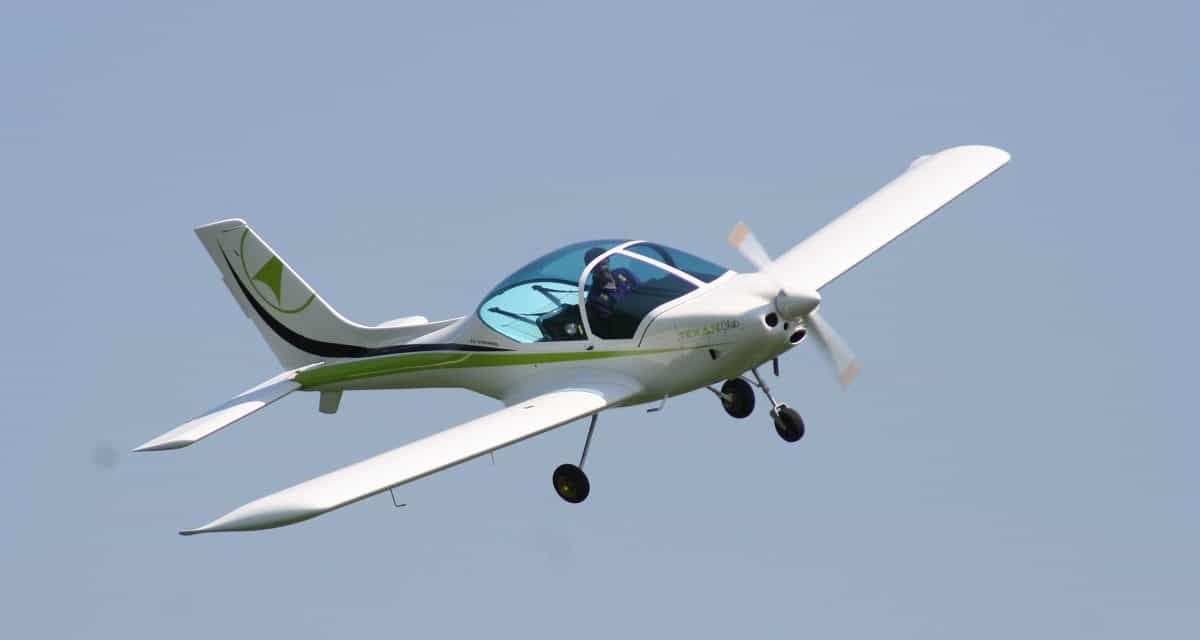 Flysynthesis Texan Club Advanced 100 hp – Club 80 hp