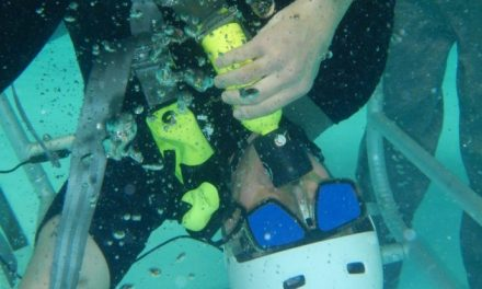 corso wet – water egress training – 6 maggio 2018