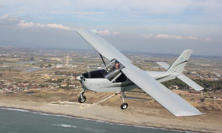 Tecnam P92 Echo Light 80 hp