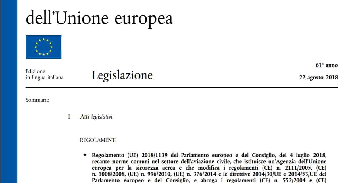 NOTIZIA EPOCALE: L'EUROPA APPROVA I 600 KG!