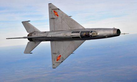 MiG-21UM: FLIGHT TEST