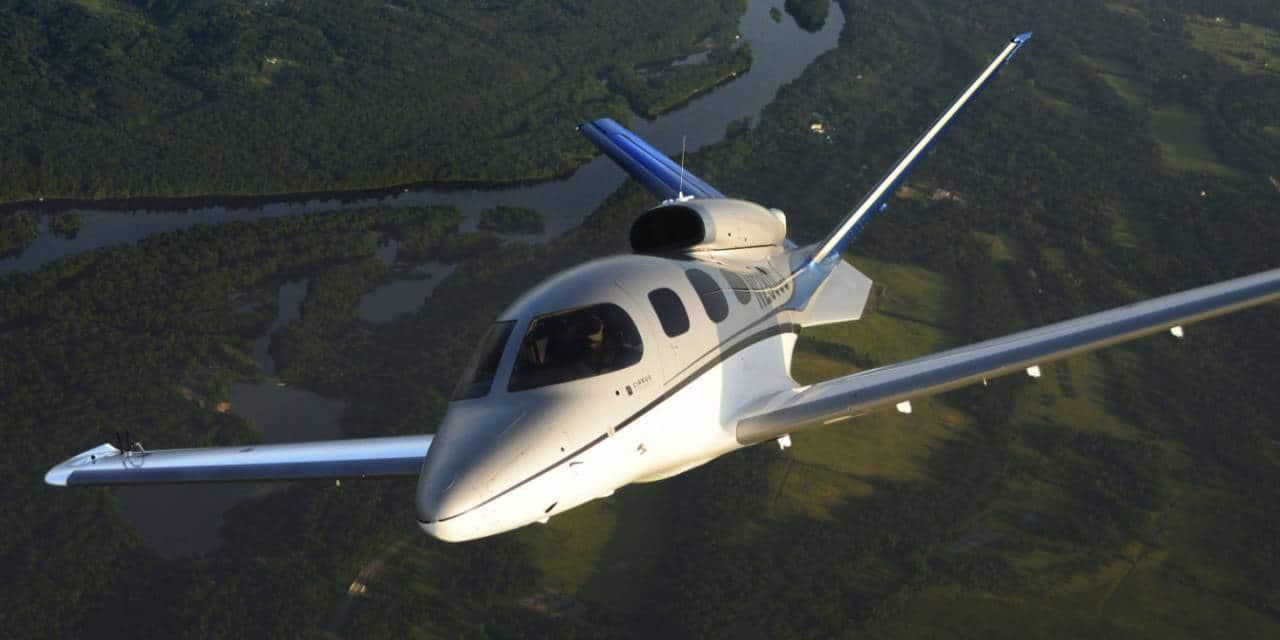Consegnati i primi Cirrus Vision Jet