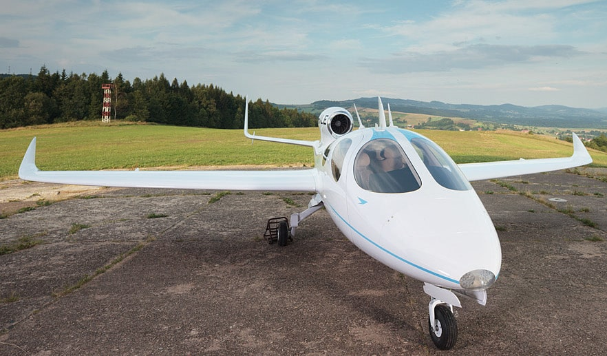 Il Flaris LAR-1 volerà nel prossimo secondo trimestre