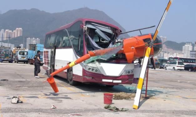 Incidente aereo o tamponamento stradale?