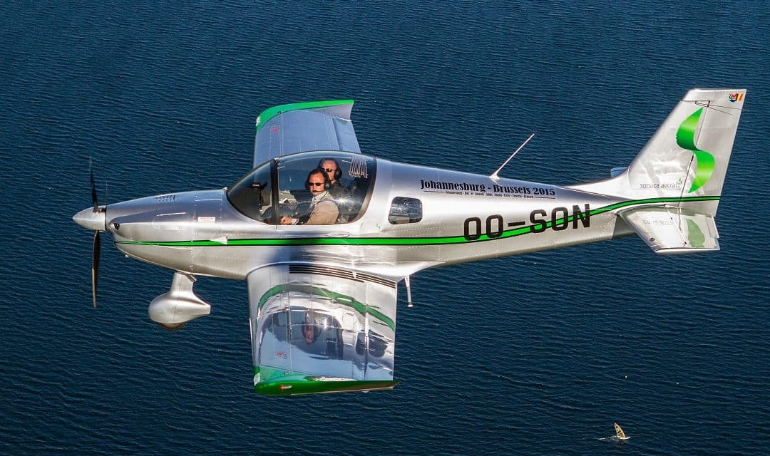 Sonaca Aircraft S200